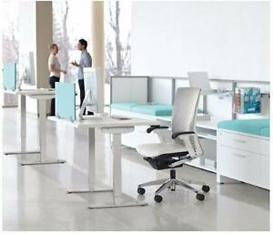 Office Furniture - Office Desk - Height Adjustable Tables