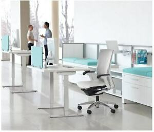 Sit Stand Electric Height Adjustable Tables - Office Desk