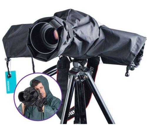 Waterproof Camera Rain Cover for Canon Nikon DSLR Rain Sleev