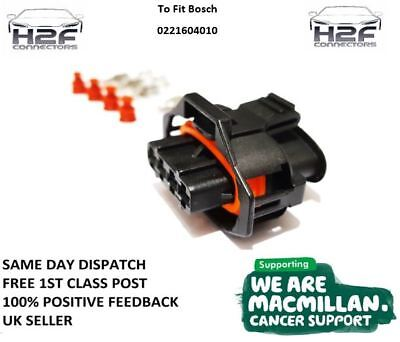 Bosch 4 way Ignition Coil Connector to fit 0221604010 Focus RS or ST225 Mk2