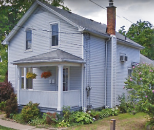 1 Bed 1 Bath New Flooring, Stove,Private Driveway Close to Shops