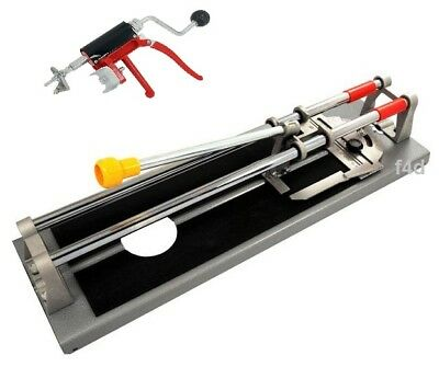 """460MM 18"""" 3 IN 1 TILE CUTTER CUTTING MACHINE FLOOR WALL HOLE STRAIGHT ANGLED CUT"""