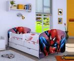 Kinderbed happy Spiderman