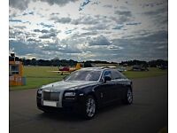 Rolls Royce Ghost for hire in London