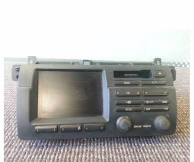 BMW E46 (09/1998-07/2006) SML SCREEN RADIO NAV MONITOR #B1021 Sydney Region Preview