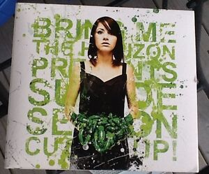 """Bring Me The Horizon- Suicide Season Cut Up"" 3 disc collection"