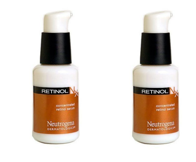 2 PACK Neutrogena Dermatologics Retinol Nx Concentrated Reti