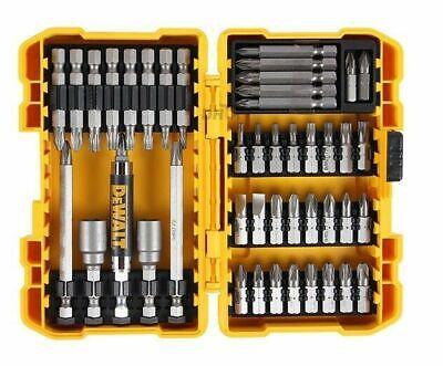 DEWALT Magnetic Screwdriver 45pcs Bit Set DT71518(=DT71702-QZ) Tool Work_IA