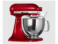 Kitchen Aid Artisan 4.8l Stand Mixer, Red *BRAND NEW*