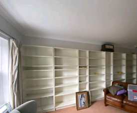 White Shelves £10 each