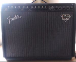 "Fender Stage 1000 1X12"" CELESTION EQUIPPED COMBO GUITAR"
