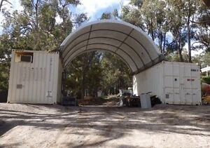 Dome Shelters, Site Set-ups and Site Fabrication O'Connor Fremantle Area Preview
