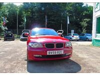 Beautiful BMW 118d 3 door with full service history, 2 keys and 12months mot