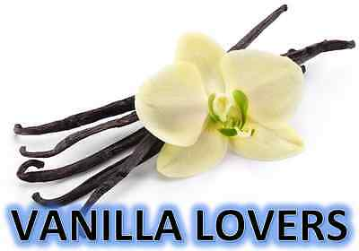 Vanilla Wax - VANILLA LOVERS COLLECTION Soy Wax Clamshell Break Away tart melt wickless candle