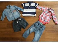 Baby boys 12-18 months next bundle of clothes