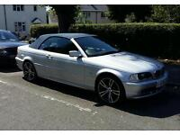 Bmw 320ci covertible automatic 2001