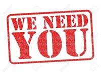 Charity Promotions / Fundraising - £10.00 to £14.00p/h IMMEDIATE START!!!