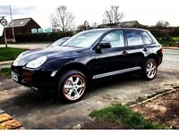 PORSCHE CAYENNE S, 4.5 V8, VERY FAST CAR! LOVELY CONDITION! WHY??? AUDI BMW REPLICA MERCEDES Q7 4X4