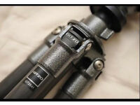 GITZO CARBON TRIPOD GT2541 WITH BALL HEAD WITH CARING BAG IN GOOD CONDITION