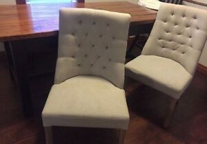 Two Chairs 60$ each