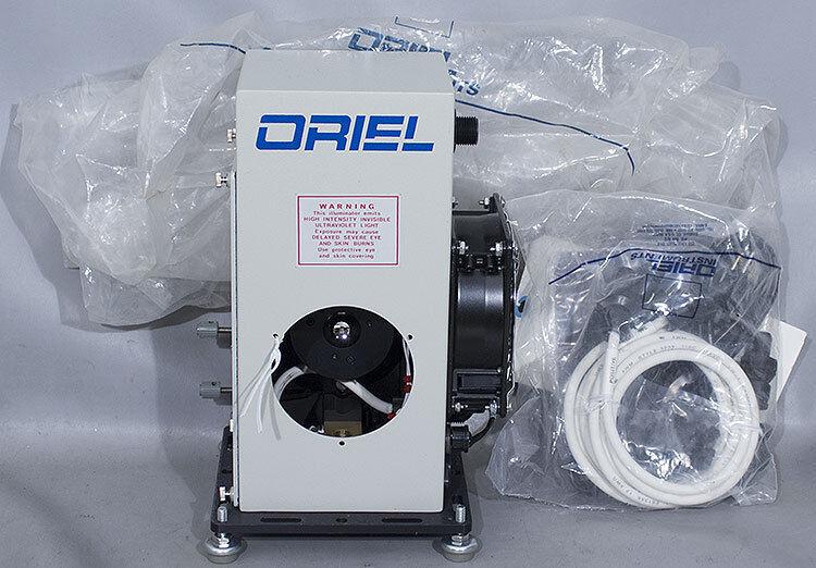 NEW Oriel/Newport 66055 SVGA/SVG MiraScan MSII/MSII+/III/III+ Arc Lamp Housing