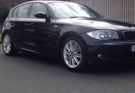 BMW 120i MANUAL MSPORTS PACK 2007 Glenelg Holdfast Bay Preview