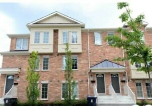 3+1 bedrooms town home for rent ( Lawrence East + Markham Rd)