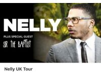Nelly UK Tour - o2 Academy Oxford - 14 Nov 2017 @ 7pm