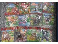 My Zoo Animals Books
