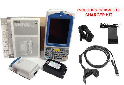 New Symbol Motorola Mc75a Wireless Laser 1d 2d Barcode Scanner Reader Mc75 Pda