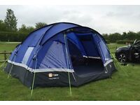 Vango voyager 6 family tent - only used twice