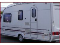 Swift Challenger 530 4 Berth Touring Caravan Anniversary Edition Ace Abbey Sterling Group Bargain.