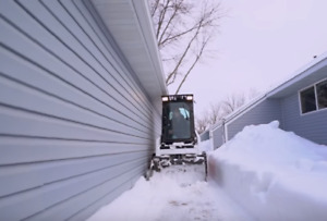 2018 Bobcat S70 - 3ft Wide - Avail. for Winter Snow Plow Rentals