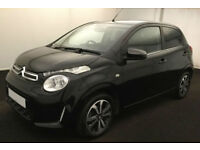 CITROEN C1 RHYTHM,EDITION,VT,FEEL,FLAIR,VTI,VTR 1.2 2015 FROM £31 PER WEEK!