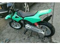 Moto-roma 50cc kids bike