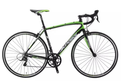 Sundeal R9 700c Road Bike 6061 Alloy Frame Shimano Sora 2 x 9s NEW