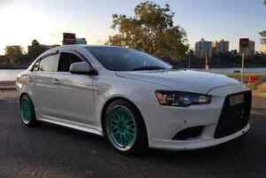 2010 Mitsubishi Lancer Ralliart ***12 MONTH WARRANTY*** Coopers Plains Brisbane South West Preview