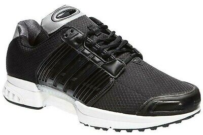 ✅Adidas ClimaCool 1 Trainers Mens ✅Running Gym Casual Breathable✅Black White UK✅