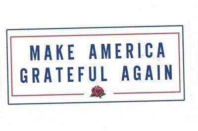 MAKE AMERICA GRATEFUL AGAIN STICKER ~ 4