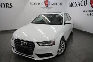 2013 Audi A4 Premium Package Berline