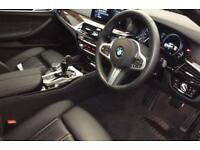 BMW 540I BLUESTONE 3.0 T XDRIVE M SPORT SALOON PETROL FROM £190 PER WEEK!