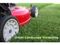 Urban Landscape Gardening / Gardener - All Types Of Garden Maintenance & landscaping