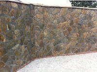 Slate Cladding – Natural slate stone