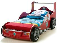 Cilek race car bed *working headlights*