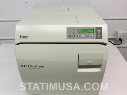 Midmark M11 (New Style) Demo Unit with under 25 cycles! 1 year warranty! Buy Now