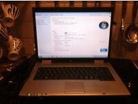 Philips iQon 8050Q Laptop , Windows 7, 2GB Ram, MS Office,AntiVirus,Nero,PC Tuner & more £40
