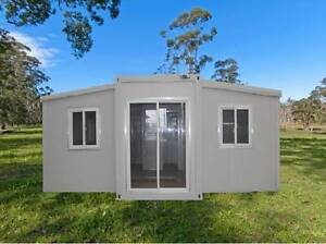 2 Bedroom Expandable Building/Cabin (Includes Kitchen & Bathroom) Milperra Bankstown Area Preview