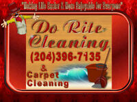 Cleaning & Carpets Move In/Move Out Specialist - Open 7 Days