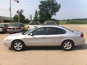 2001 Ford Taurus (low km very clean!) all new tires!!
