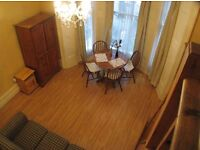 A great value one bedroom flat situated on the ground floor of a Victorian house
